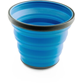 GSI Silicone Cup 500ml, blue
